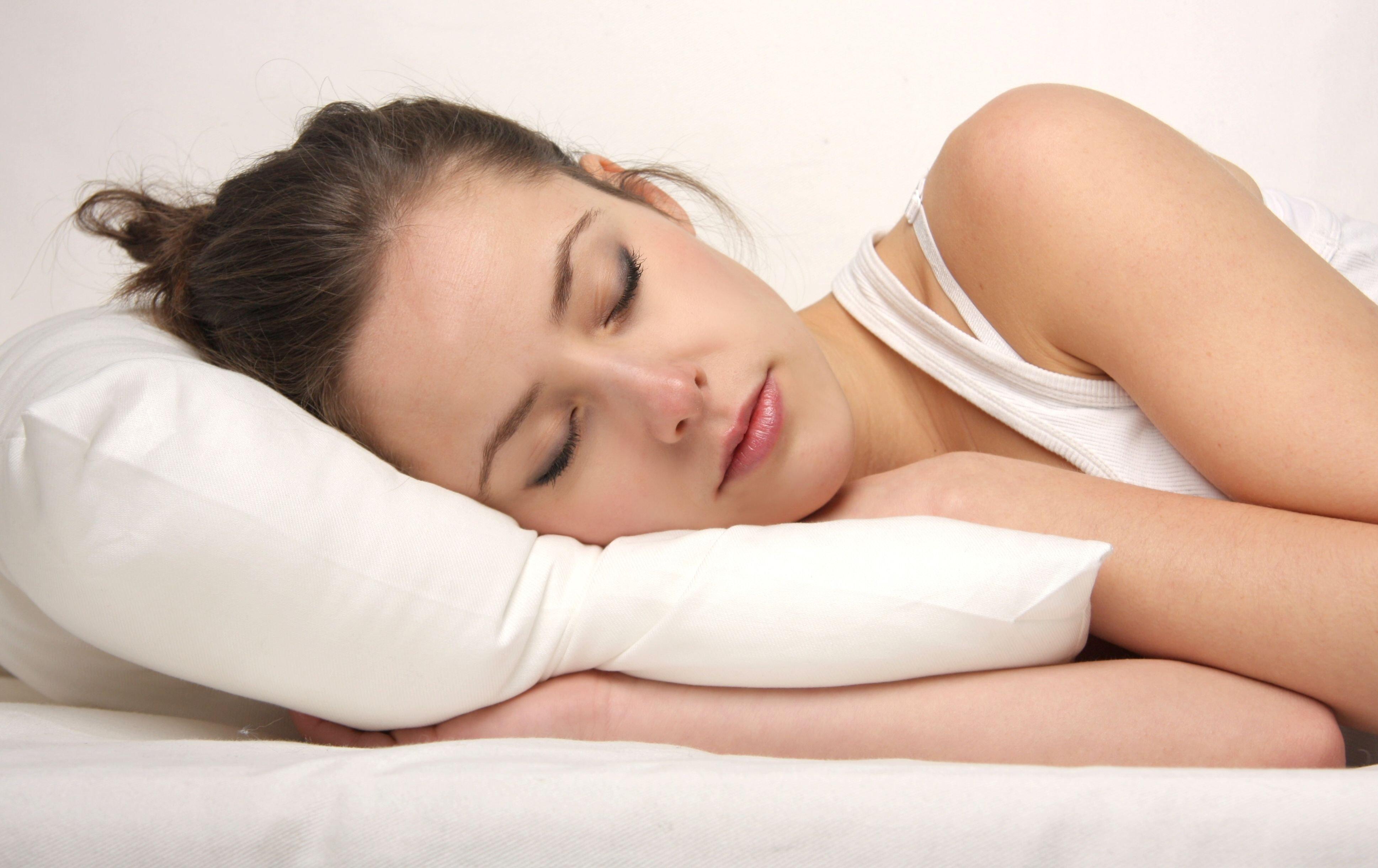 alvás fogyás